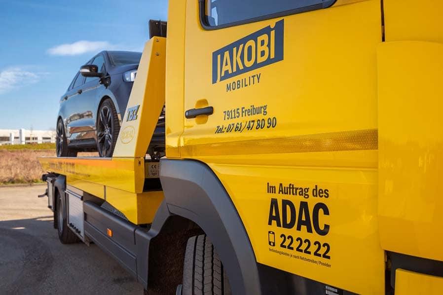 ADAC Abschleppdienst in Titisee-Neustadt und Freiburg