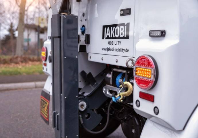 Firmengeschichte von Jakobi Mobility
